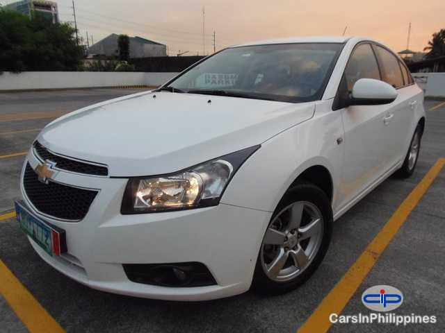 Picture of Chevrolet Cruze Manual