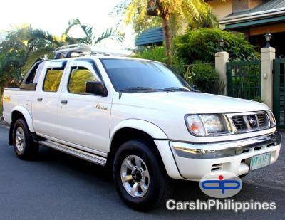 Picture of Nissan Frontier Manual 2001