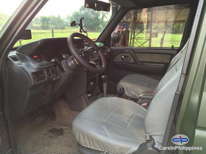 Mitsubishi Pajero Automatic 2002 in Philippines