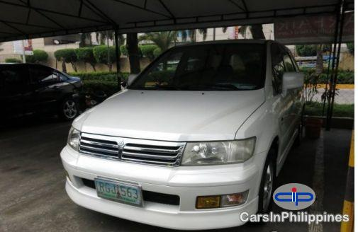 Pictures of Mitsubishi Grandis Automatic 2000