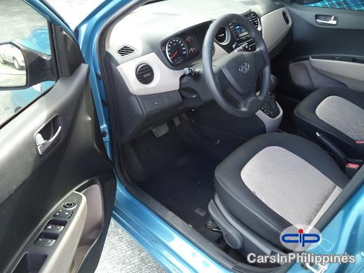 Pictures of Hyundai Getz Automatic 2014