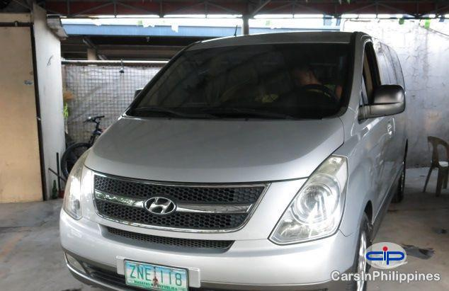 Pictures of Hyundai Grand Starex Automatic 2008