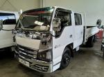 Isuzu N-Series Double Cab Dropside 4x2 Manual 2019