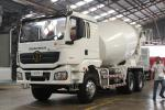 Shacman Heavy Duty Truck H3000 6x4 Mixer Cummins ISM CELECT 385HP 11L 6cylinder Manual 2019