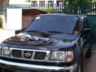 Nissan Frontier Automatic 2000
