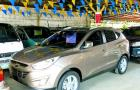 Hyundai Tucson Manual 2010