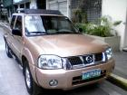 Nissan Frontier Manual 2007