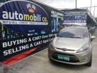 Ford Fiesta Automatic 2012