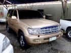 Toyota Land Cruiser Automatic 2002