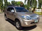 Toyota Fortuner Automatic
